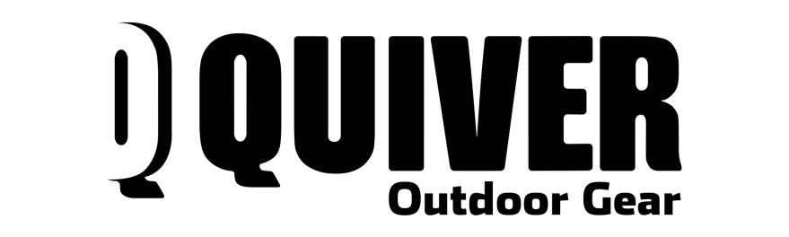 Quiver Outdoor Gear Social Media Logo