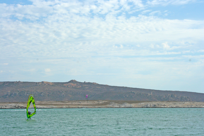 windsurfer-langebaan